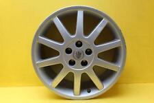 2002 Maserati 3200GT Rear Alloy Wheel Rim  387201380