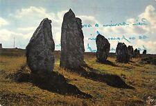 BR48810 Camaret sur Mer monuments megalithiques de lagatjar     France