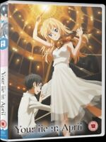 Your Lie Is in April - Parte 2 DVD Nuovo DVD (ANI0179)