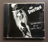 THE SINISTERS - Memories Of A Happy Hell CD Good+ 1996 10 Tracks Punk Rock