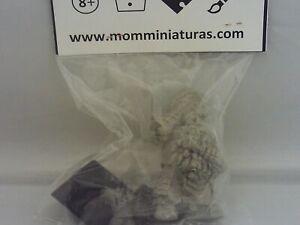 Fantasy RPG Dwarf Statue (Mom Miniatures) Sealed Unopened