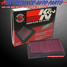 K&N 33-2070 Hi-Flow Air Intake Replacement Drop in Filter for BMW *see detail*