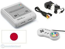 SNES / Super Famicom - Konsole + Original Controller + Zub. JAP