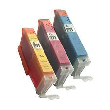 3 COLOR CLI-271XL CLI-271XL Ink Cartridges for Canon Pixma MG5720 TS5020 MG6820