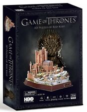 Game Of Thrones Locations Red Keep 3D Jigsaw Puzzle (pl)
