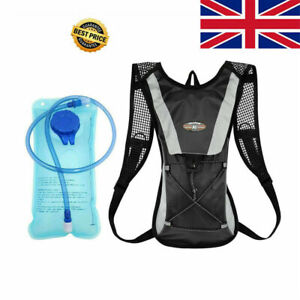 Rucksack Backpack 2L Water Bladder Bags Hydration Pack Camelbak Cycling Running