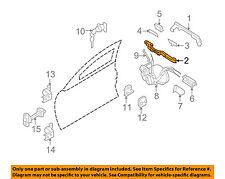 Infiniti NISSAN OEM 09-13 G37 Front Door-Handle Base Left 80611JK000