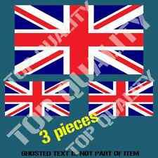 BRITAIN BRITISH NATIONAL FLAG DECAL STICKER HARD HAT VEHICLE HELMET STICKERS
