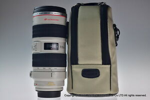 Canon EF 70-200mm f/2.8 L IS USM Excellent