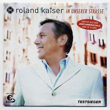 Roland Kaiser CD In Unserer Strasse - 1-track CD in cardsleeve