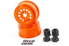 Axial AX31370 2.2 3.0 Method 105 Wheels 41mm Orange (2pieces) Yeti Exo