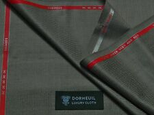 DORMEUIL 'LUXURY SPORT' SILK & SUPER 150'S FABRIC, BEIGE 2.5M - MADE IN ENGLAND