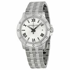 NEW Raymond Weil 5599-ST-00659 Mens Tango Watch Analog Stainless Steel Date WR