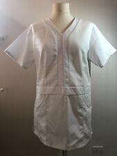 "CHEROKEE CIEL BLUE Style 759 Hospital Scrubs Top Tunic 2 Pockets XL 46//50/"" Chest"