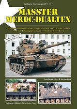 Tankograd 3017: MASSTER - MERDC - DUALTEX, Multi-Tone Camouflage Schemes