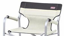 Coleman Light Weight Heavy Duty Folding Deck Chair Khaki 2.6Kg Camping Garden
