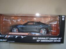 GREENLIGHT CHEVROLET CAMARO SS 50° ANNIVERSARY 1/24 IN BOX