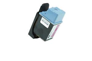 2 XL Druckerpatronen Bk+c Refill für HP Deskjet: 600 660c 670 670c 672c 695c 697