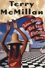 How Stella Got Her Groove Back by Terry McMillian HARDCOVER w/DJ 1st Edition