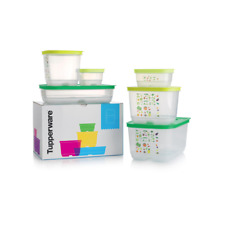 Tupperware KlimaOase - Set mit Box: 4,4 L + 3 x 1,8 L + 2 x 375 ml Neu & OVP