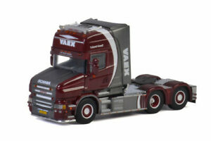 for SCANIA T5 TORPEDO TOPLINE 6x2 TAG AXLE space cab 01-2501 1/50 DIECAST MODEL