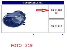 61900 FARO FENDINEBBIA (FOG LAMPS) DX AUDI A8 11/2002->