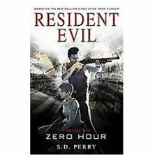 Resident Evil: Zero Hour: By S.D. Perry