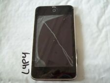 Apple iPOD Touch 2nd Generation 8GB - As Is L4P4