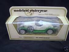MATCHBOX  1931  STUTZ  BEARCAT  DIECAST  CAR