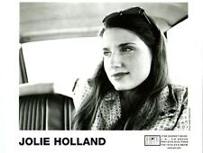 JOLIE HOLLAND PHOTO Publicity Press #