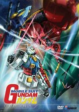 Mobile Suit Gundam: Part 1 Collection DVD NEW AND SEALED