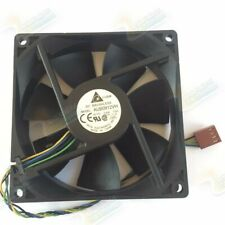 DELTA AUB0912VH 92X92X25MM DC12V 0.6A 4PIN PWM Chassis Cooling Fan