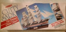 Vintage Scientific Cutty Sark Famous China Clipper scale 1:100 Wood Ship Model