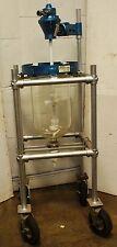 """Schott Duran 6076-11 52L Reactor System """"without"""" Reactor Head Pneumatic Mixer"""