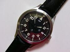 Ollech & Wajs - MP Army Watch - Broad Arrow - ETA 2824-2