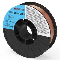"MIG Welding Wire ER70S-6 10 Lb .030""  Mild Steel Mig Wire"