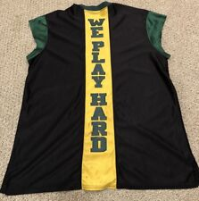 Game Worn, Team Issued, University Of San Francisco, USF WARMUP, Shooting Shirt