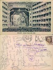 MILANO - INTERNO TEATRO DELLA SCALA          (rif.fg.11796)