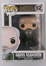 Game of Thrones 62 Davos Seaworth - Funko POP! Figur Vinyl