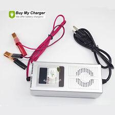 24V 4A Lead Acid Battery Charger Battery Maintenance Reverse Pulse Desulfation