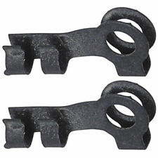New 57-80 Ford Accelerator Linkage Rod Clips Motorcraft Autolite 2100 4100 Pair