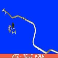 Hosenrohr gazeuses centre FORD FIESTA 5 V FUSION seulement 1,4 TDCi