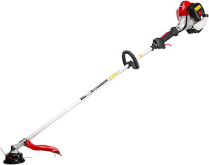 NEW CASE OF 2 REDMAX BCZ260TS 25.4 CC GAS STRAIGHT SHAFT LINE TRIMMERS
