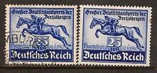 GERMANY 1940 SPORT HORSE SC # B172 MNH USED