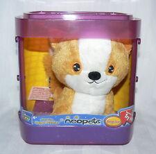 """Doglefox Neopets Sounding Interactive Petpet 5"""" Toy Figure Stuffed Animal"""