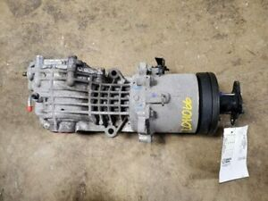 2013-2015 Nissan Pathfinder Rear Axle Differential Carrier AWD
