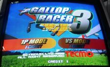 PCB - Gallop Racer 3 Original Japan Jamma Arcade Video Game TECMO 1999