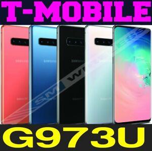 Samsung Galaxy S10 G973U (T-MOBILE & METROPCS) 128GB │ 512GB │ 1TB  *O/B* ⚫⚪🔵