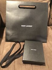 Authentic Saint Laurent Empty Bag W/ Band & BoxSaint Laurent Empty Bag w/ Box &