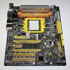 DFI LanParty nForce4-D Socket 939 ATX AMD Motherboard w/ RAM 2GB DDR-400 AS IS